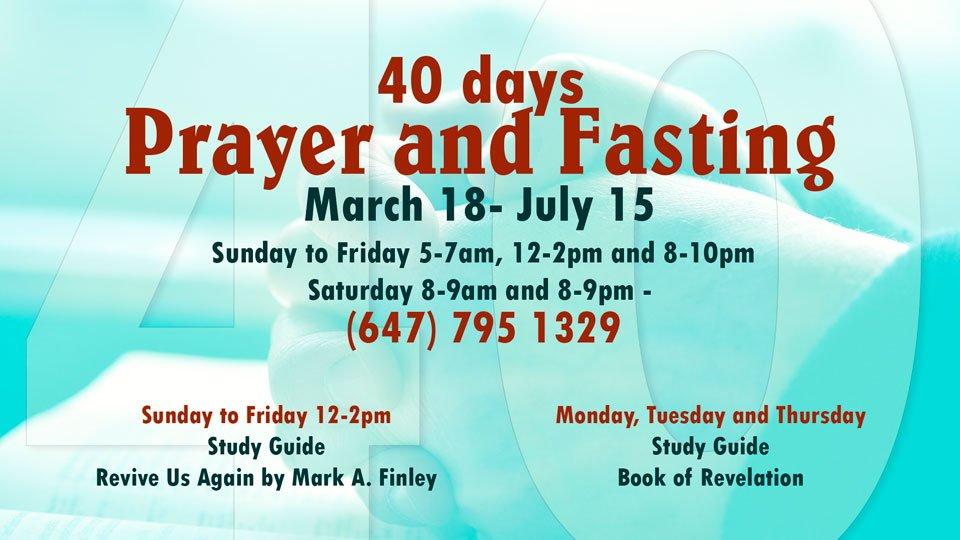 40 Days of Prayer_July