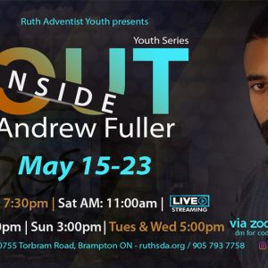 Inside Out - Youth Series flyer
