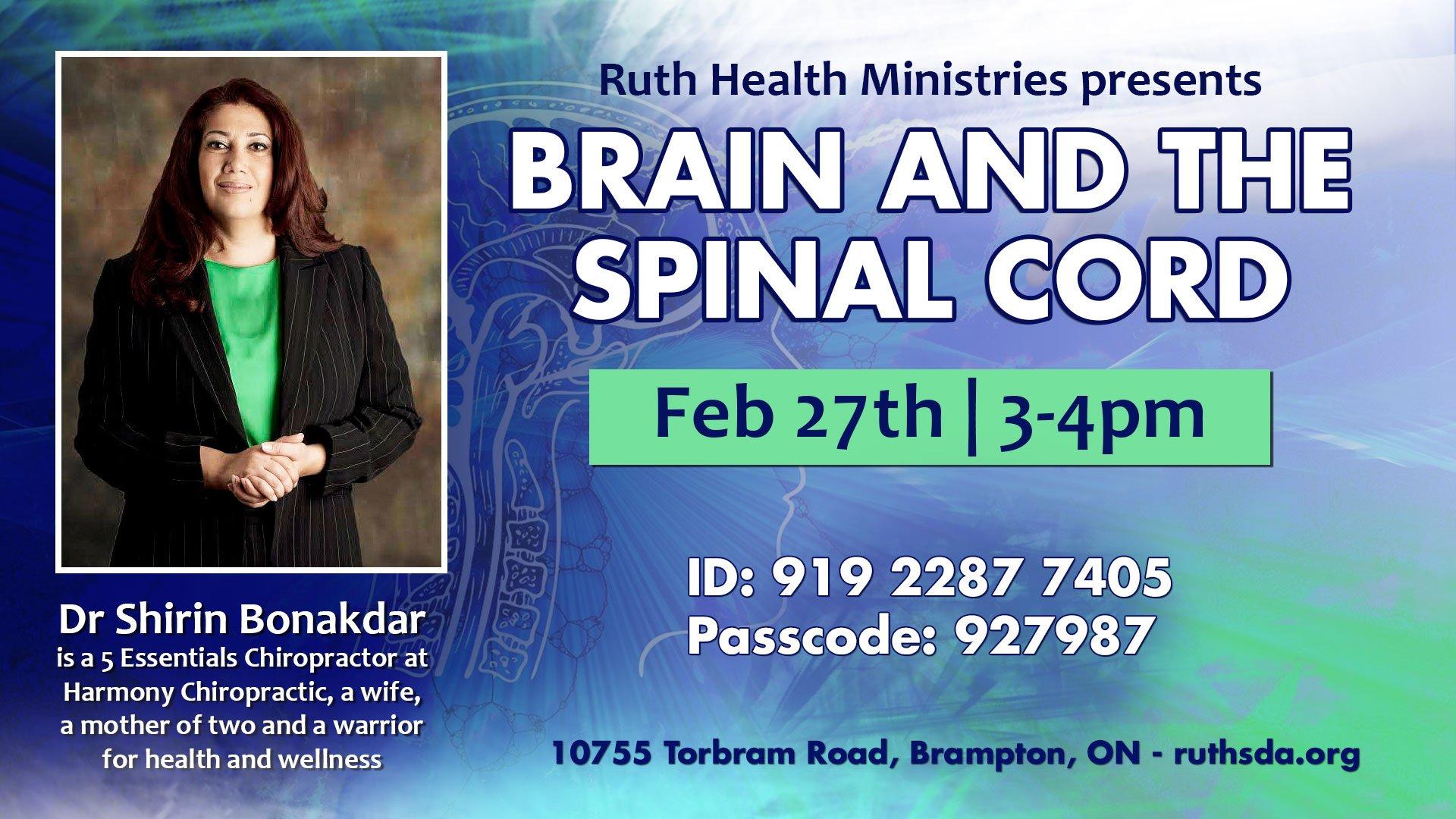 Ruth SDA Health-Ministry_Feb27 Flyer