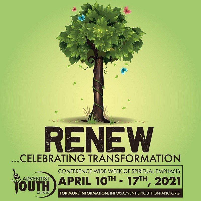 Adventist Youth Ontario_Celebrating Transformation
