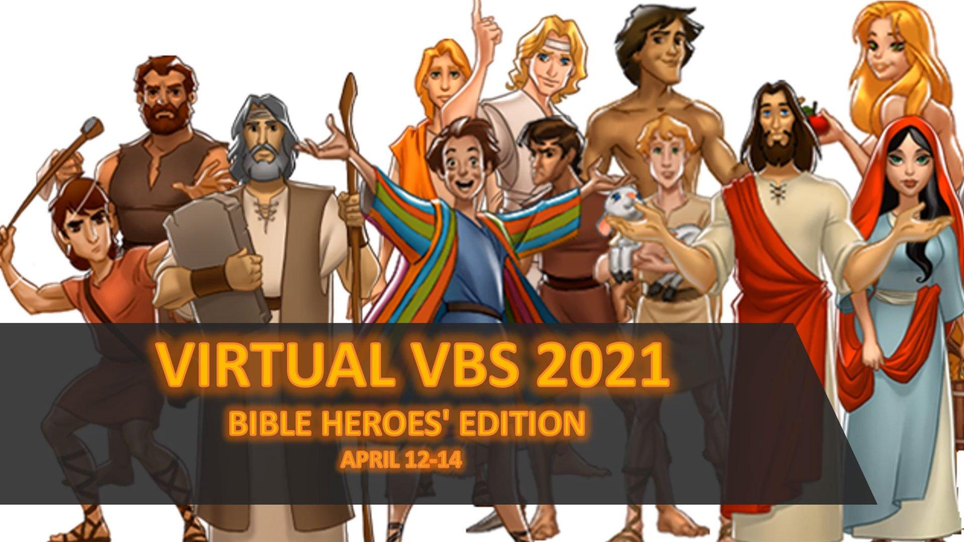 VBS April 2021 flyer