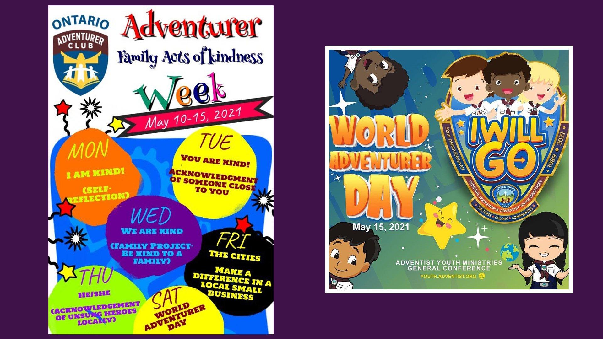 Adventurers ad