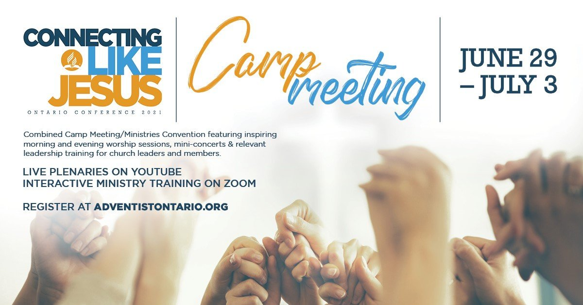 Adventist Ontario Camp Meeting 2021