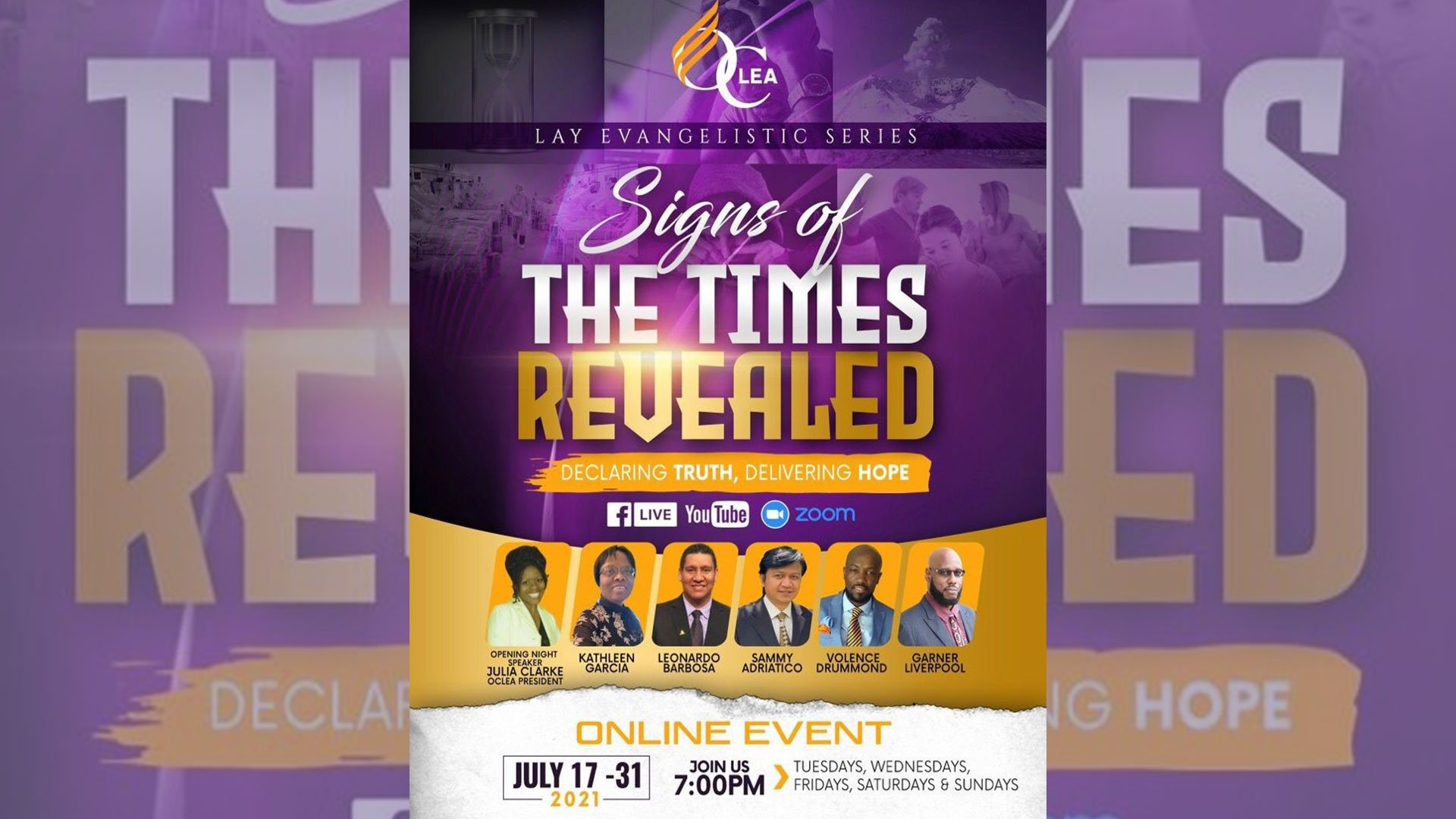 The TImes Revealed-Lay Ministries
