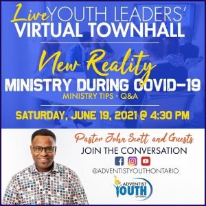 Youth Leaders-June 19