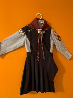 adventurer uniform